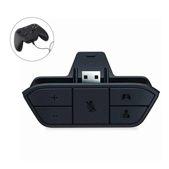 adaptateur casque xbox one
