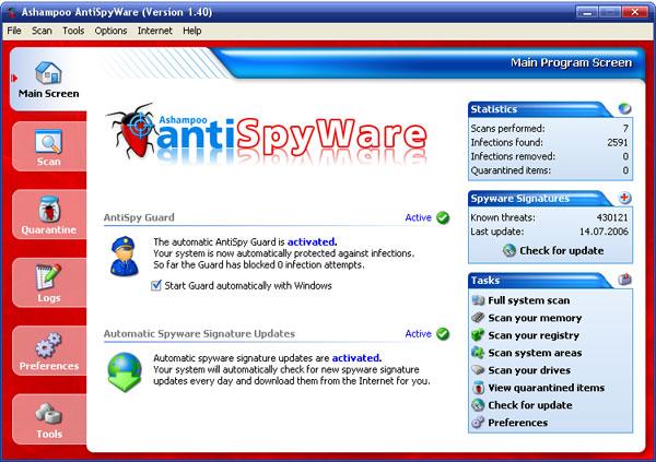 anti spyware