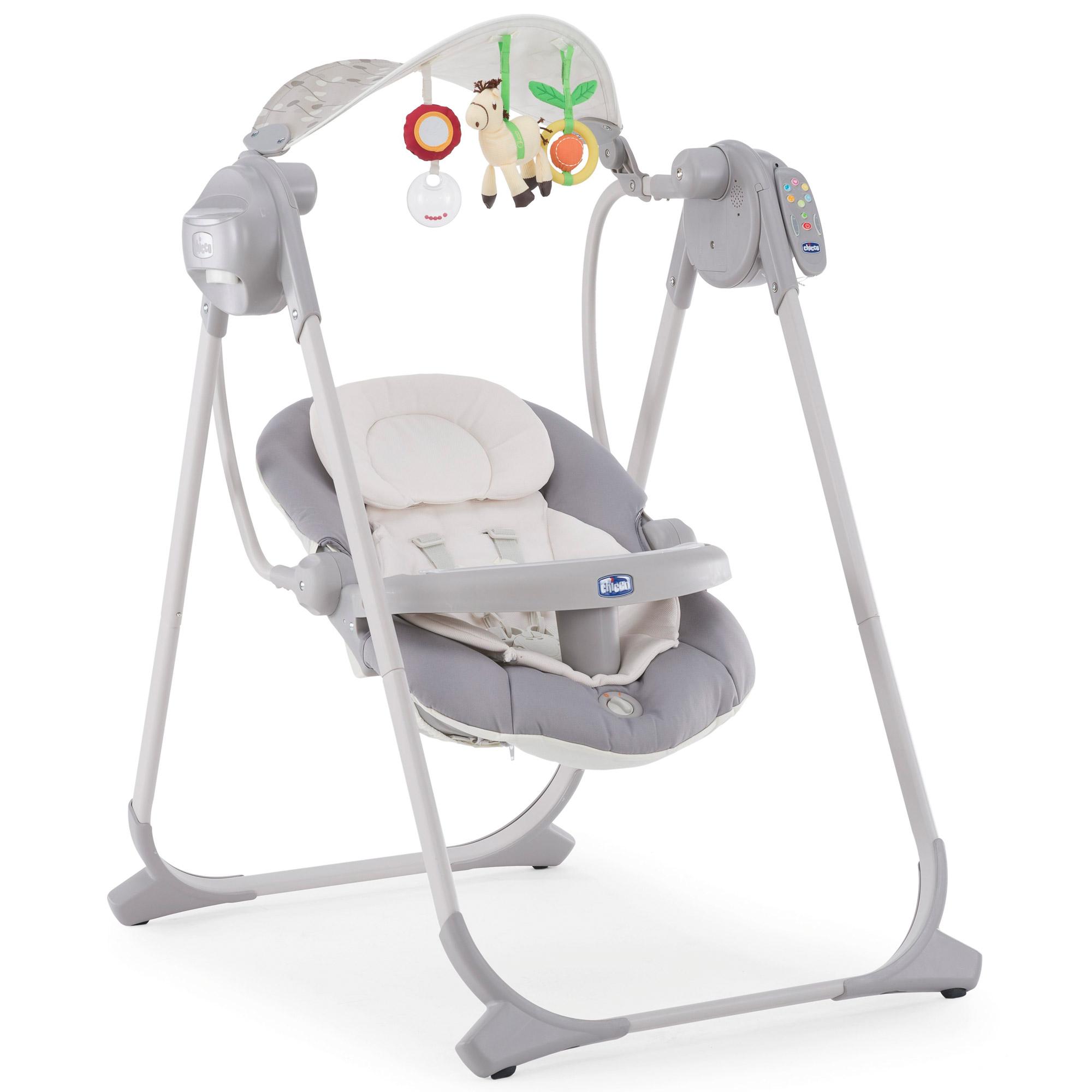 balancelle bébé chicco