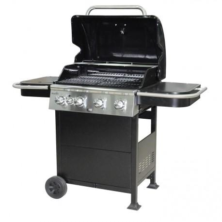 barbecue au gaz