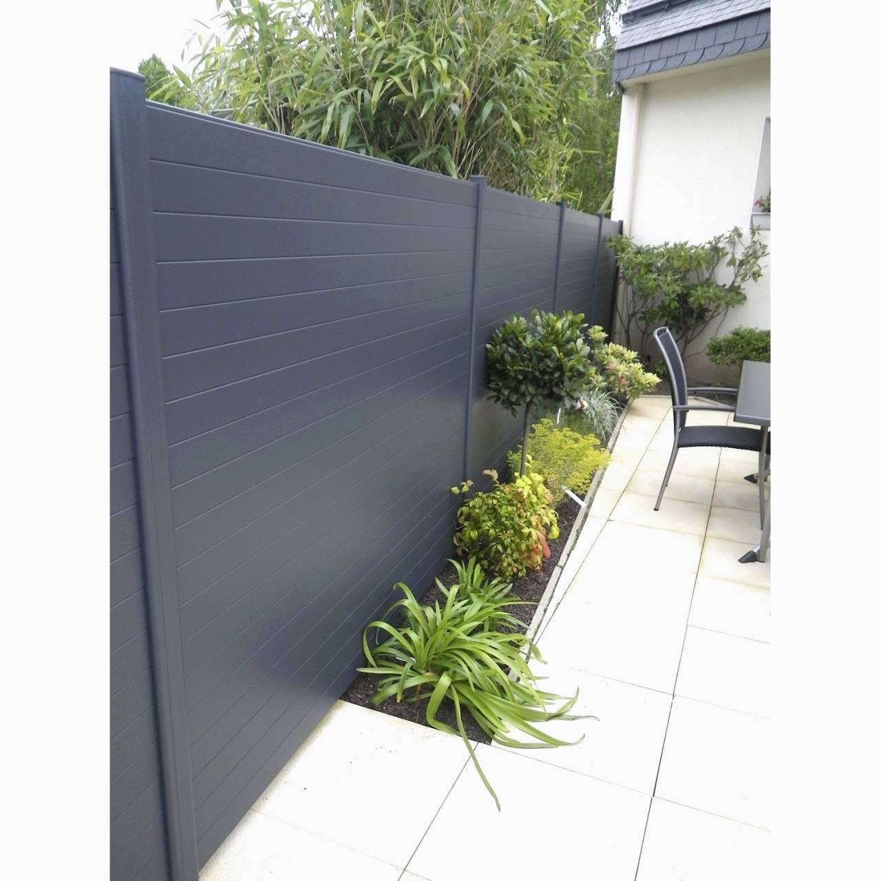 barriere jardin