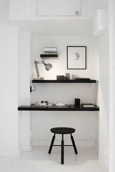 bureau petit espace