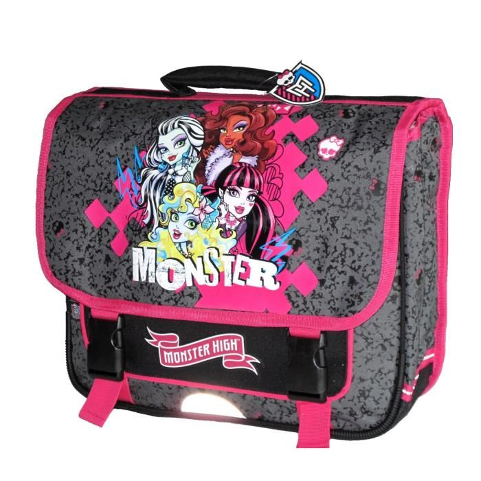 cartable monster