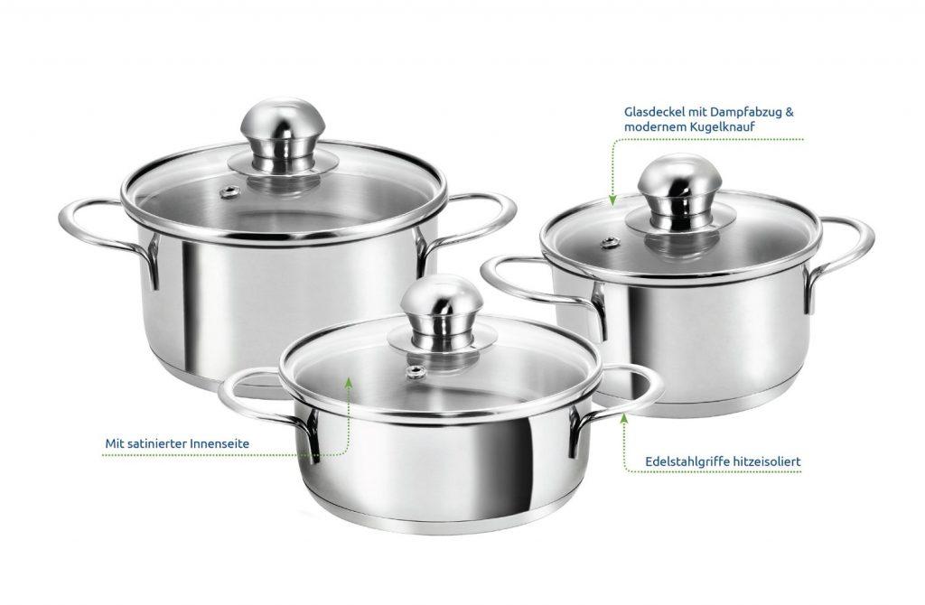 casserole pour induction