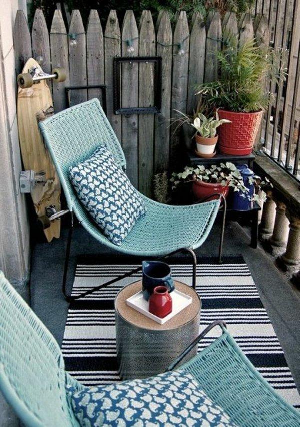 chaise balcon