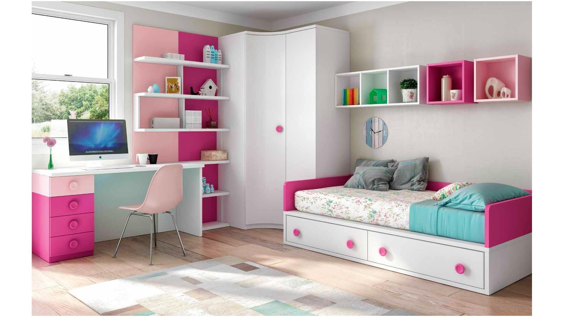 chambre enfant fille