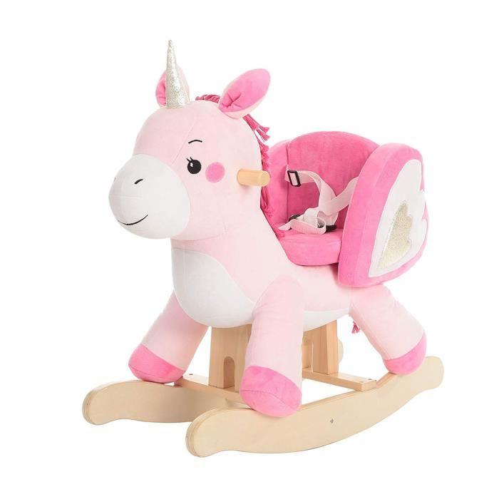 cheval a bascule bebe