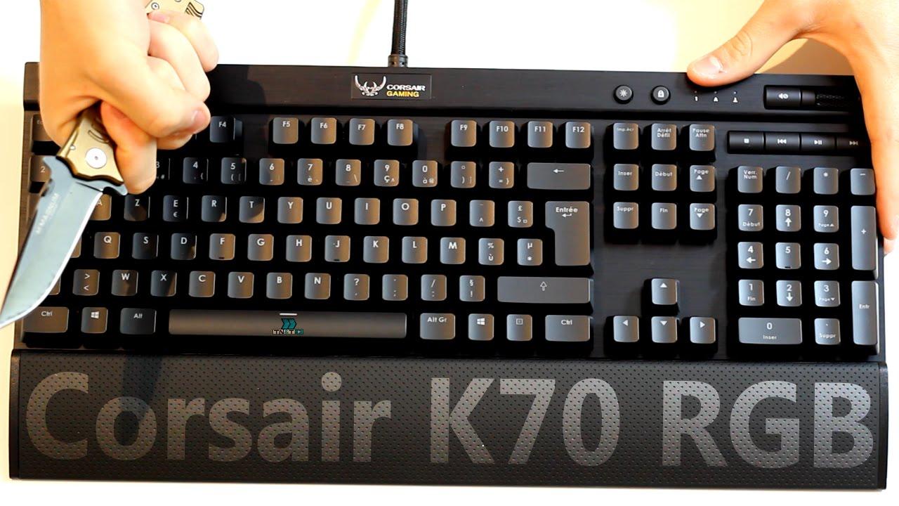 clavier corsair