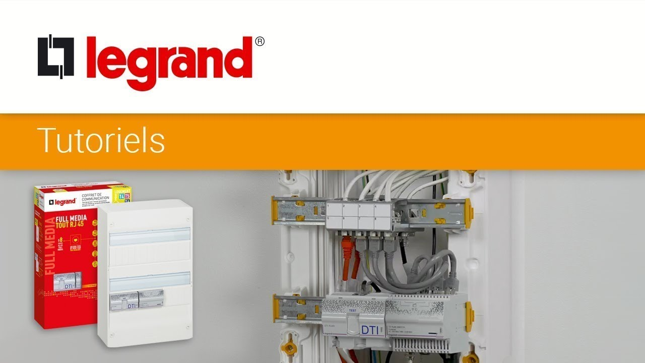 coffret de communication legrand