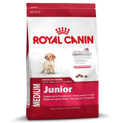 croquette royal canin junior