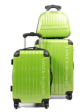 ensemble valise et vanity