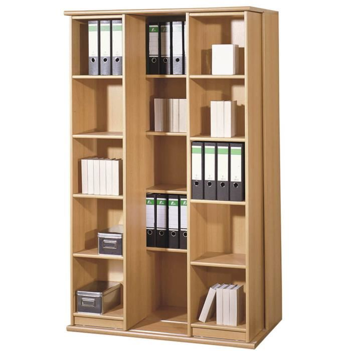 etagere coulissante