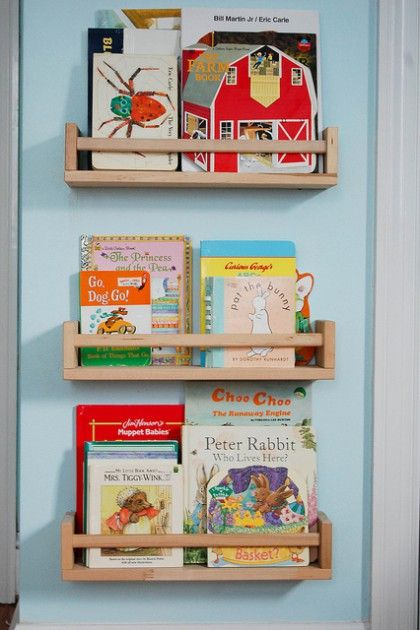etagere livre enfant