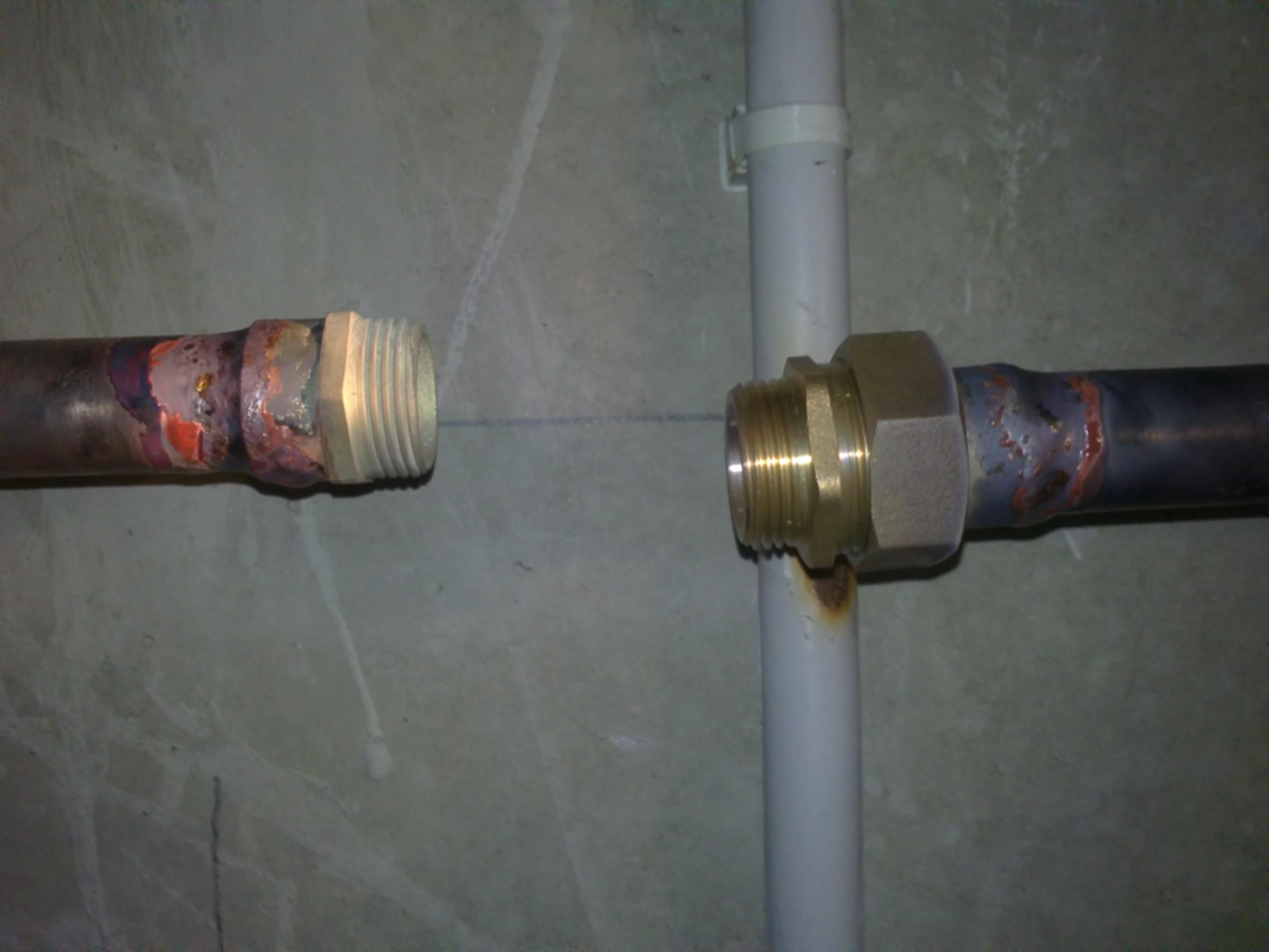 installer une vanne d arrêt d eau
