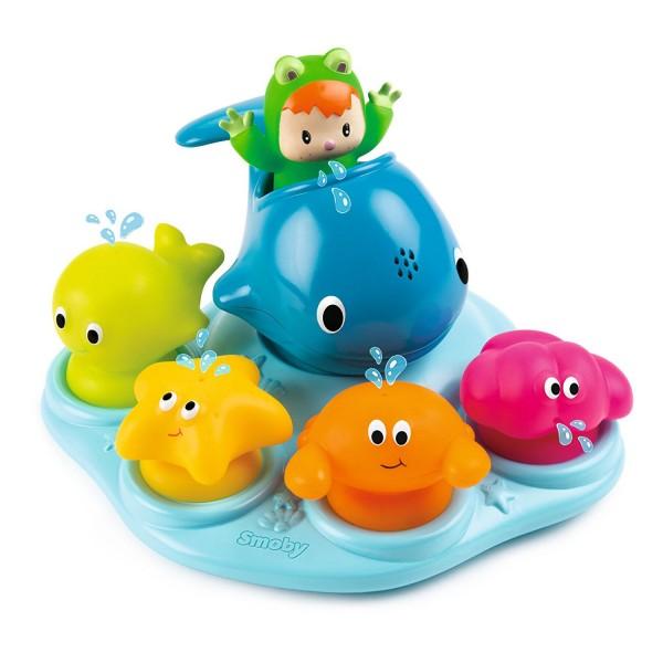 jouet pour le bain