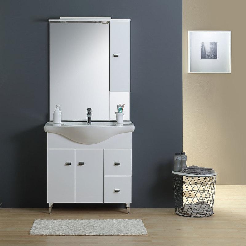 meuble lavabo salle de bain