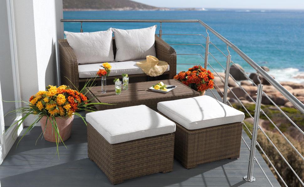 meuble pour balcon