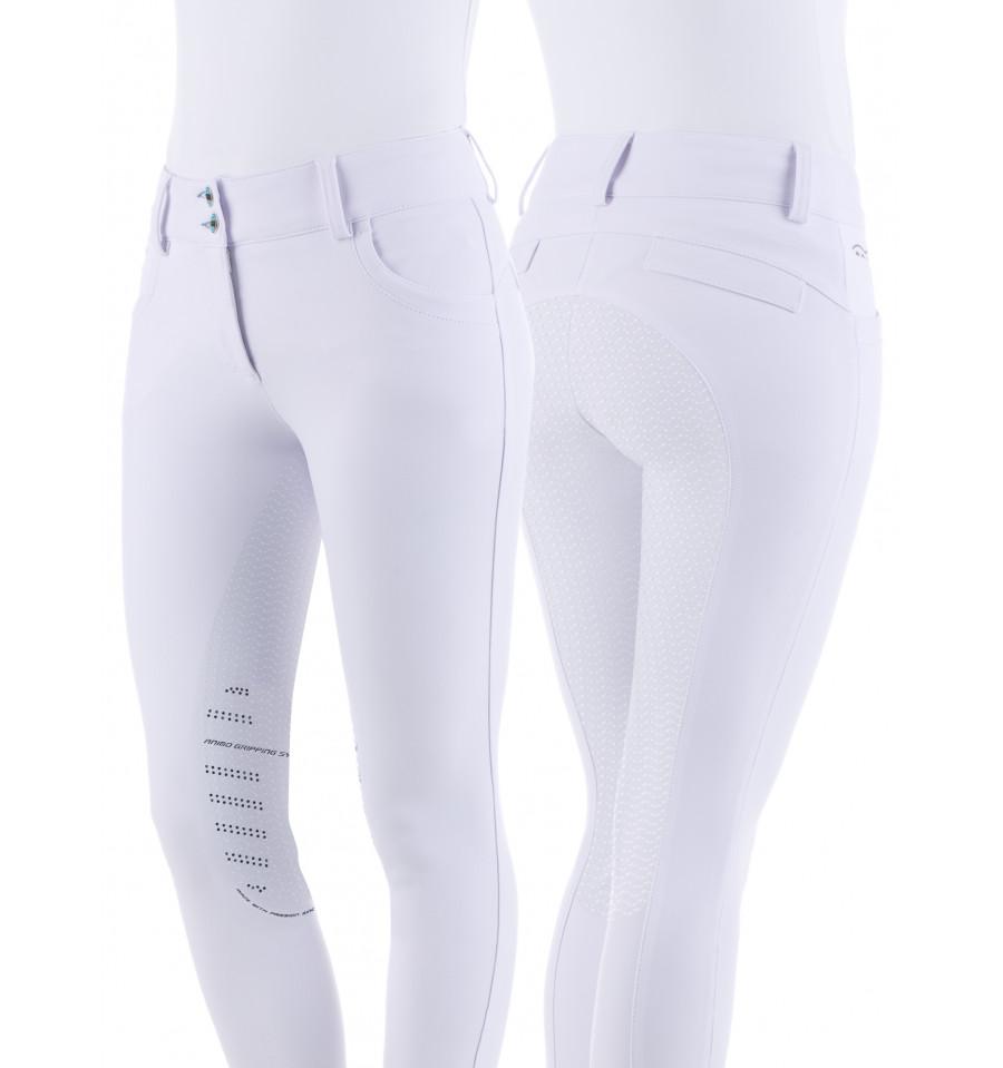 pantalon blanc equitation