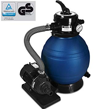 pompe filtre a sable