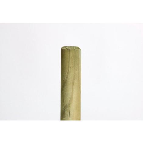 poteau en bois