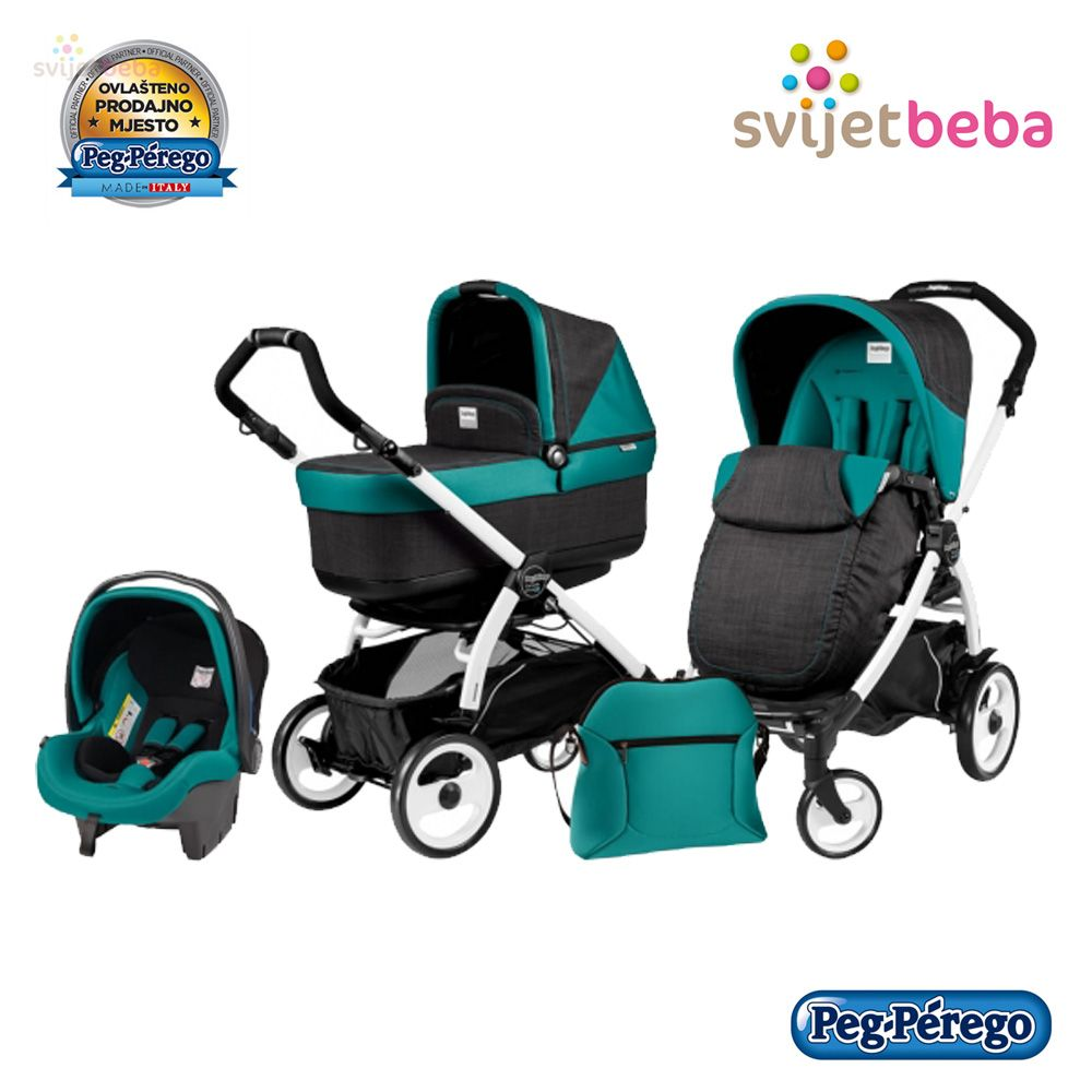 poussette peg perego book plus 51