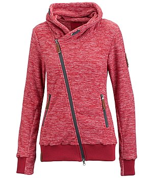 pull polaire femme