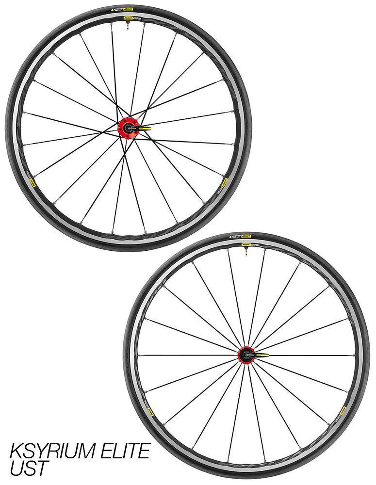 roue mavic