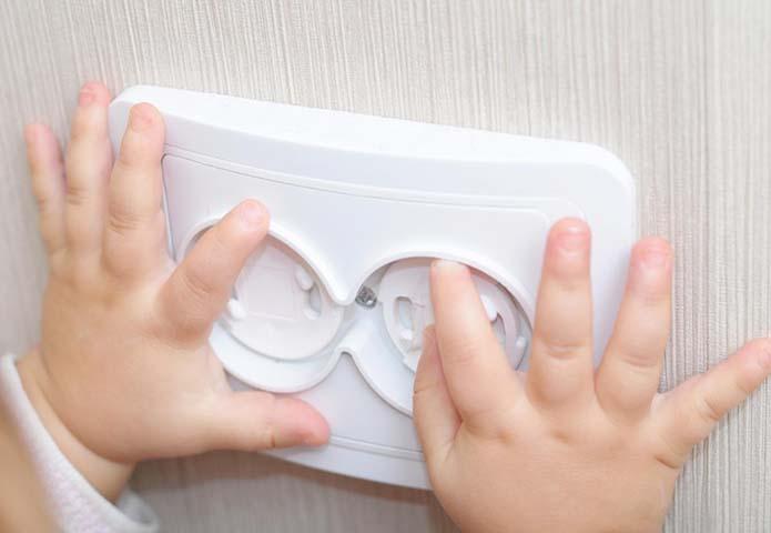 sécurité bébé maison