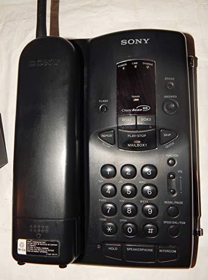 sony telephone