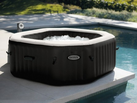 spa gonflable intex