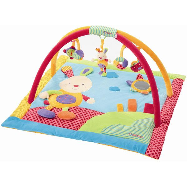 tapis jeu bébé