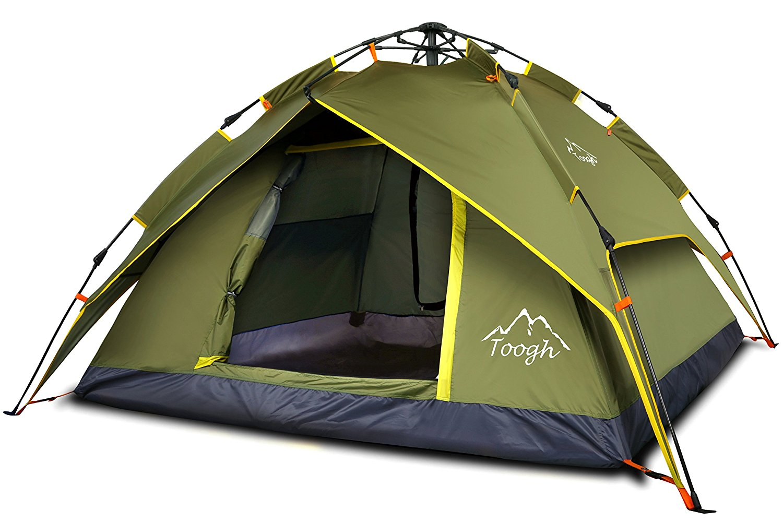 tente de camping