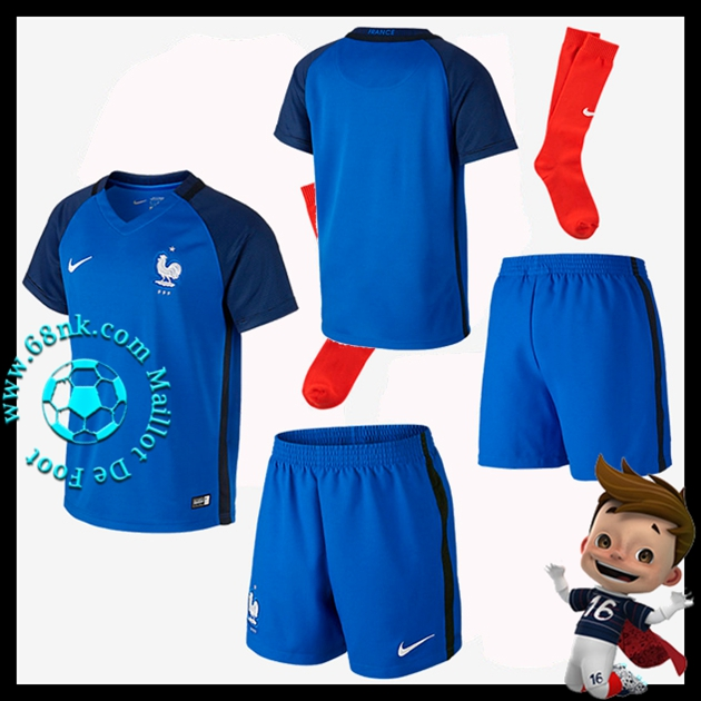 tenue foot junior