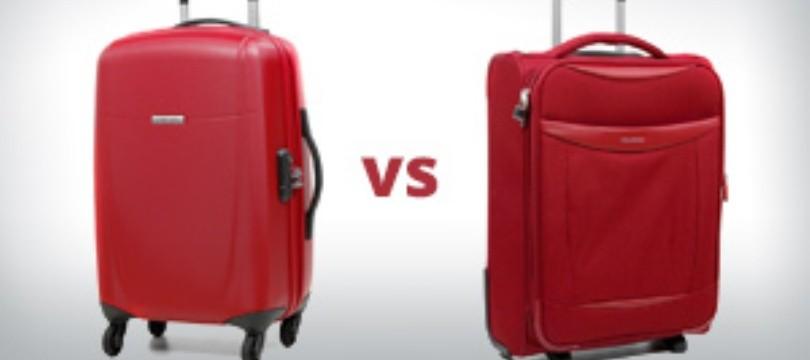 valise souple ou rigide