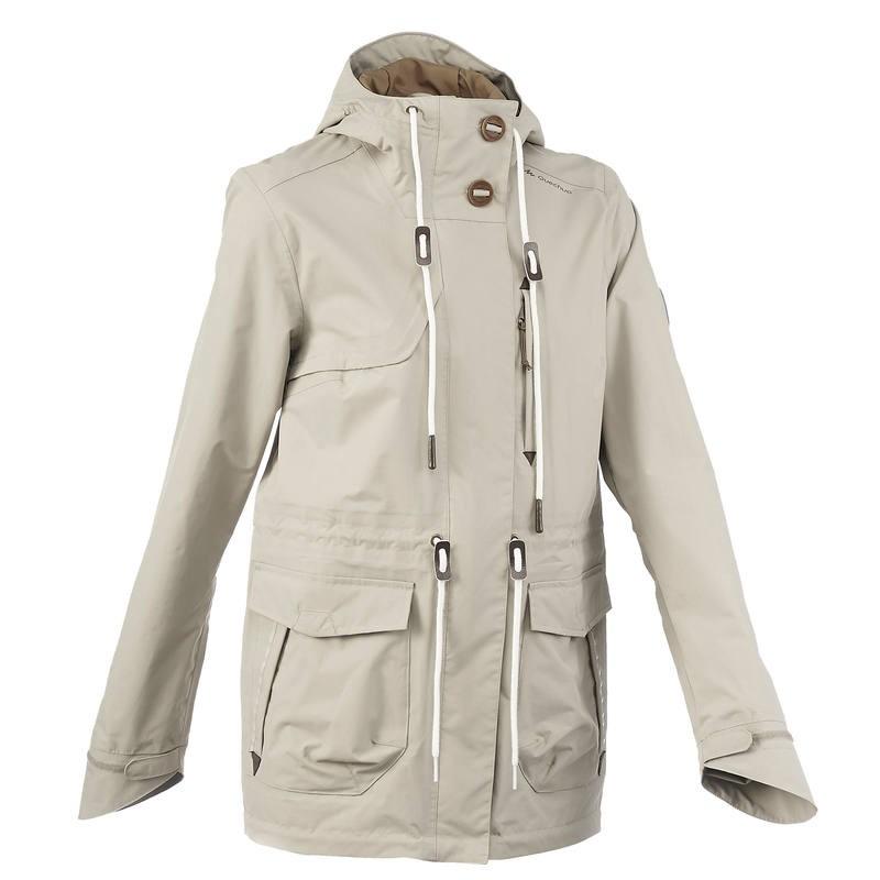 veste imperméable femme