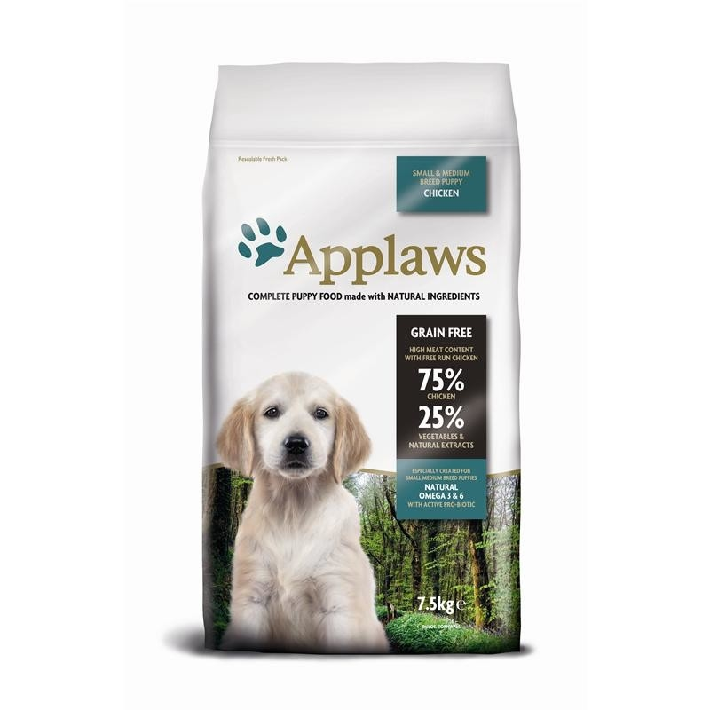 applaws gf puppy poulet