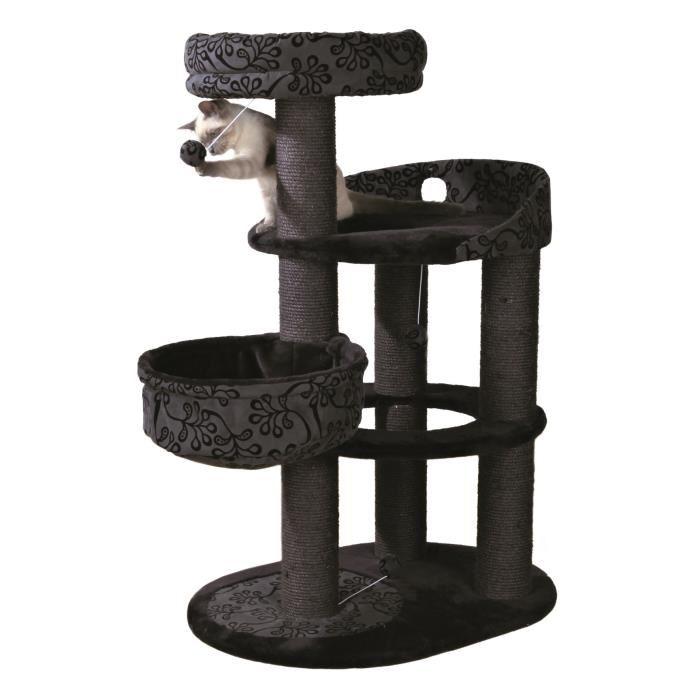 arbre a chat noir