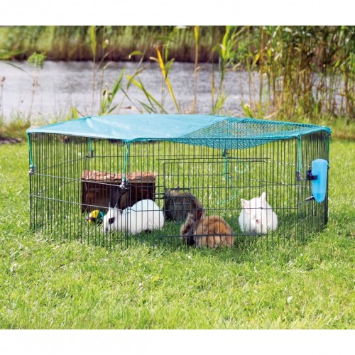 cage exterieur pour lapin