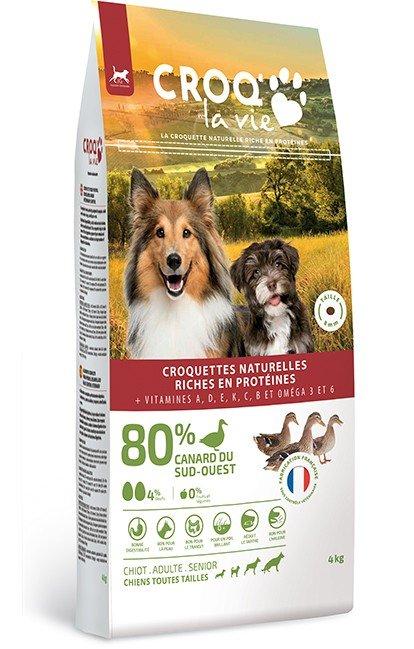 croquette riche en proteine pour chien