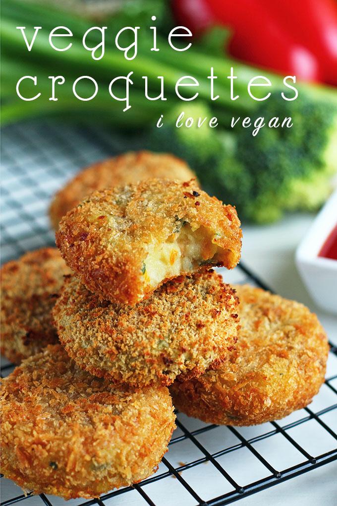 croquette vegan