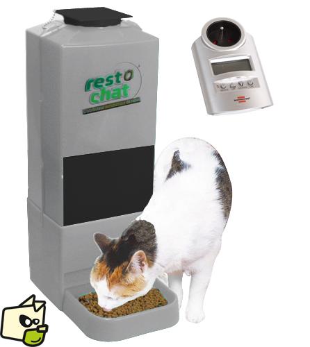 distributeur chat