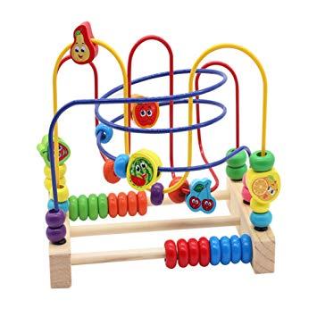 jouet bebe bois