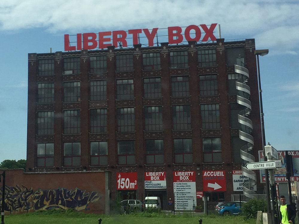 liberty box