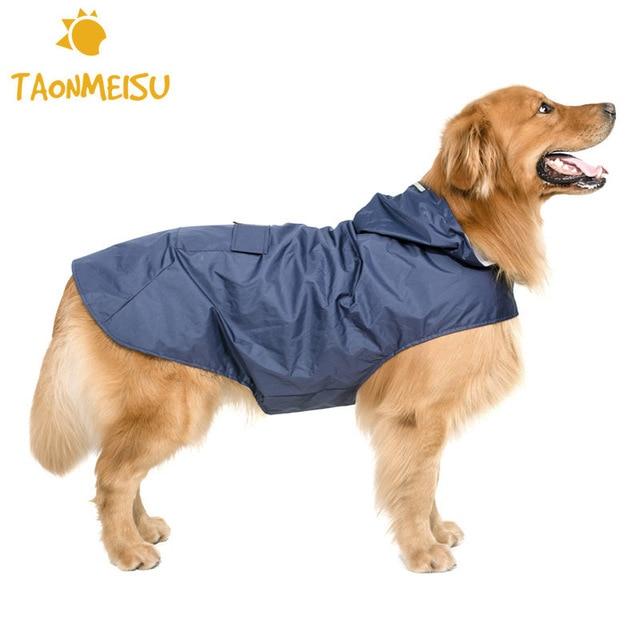 manteau de pluie pour chien