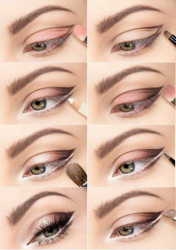 maquillage paupiere