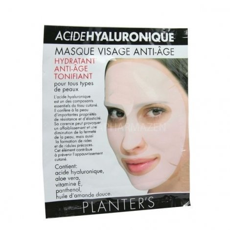 masque acide hyaluronique
