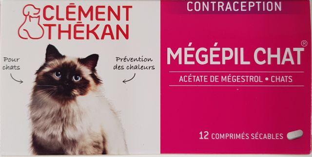 pilule pour chat