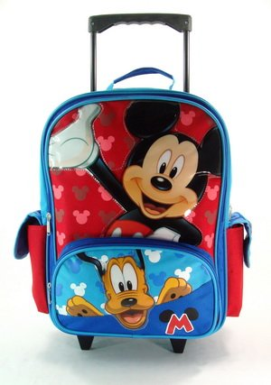 sac a dos roulette mickey