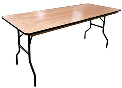 table pliante bois
