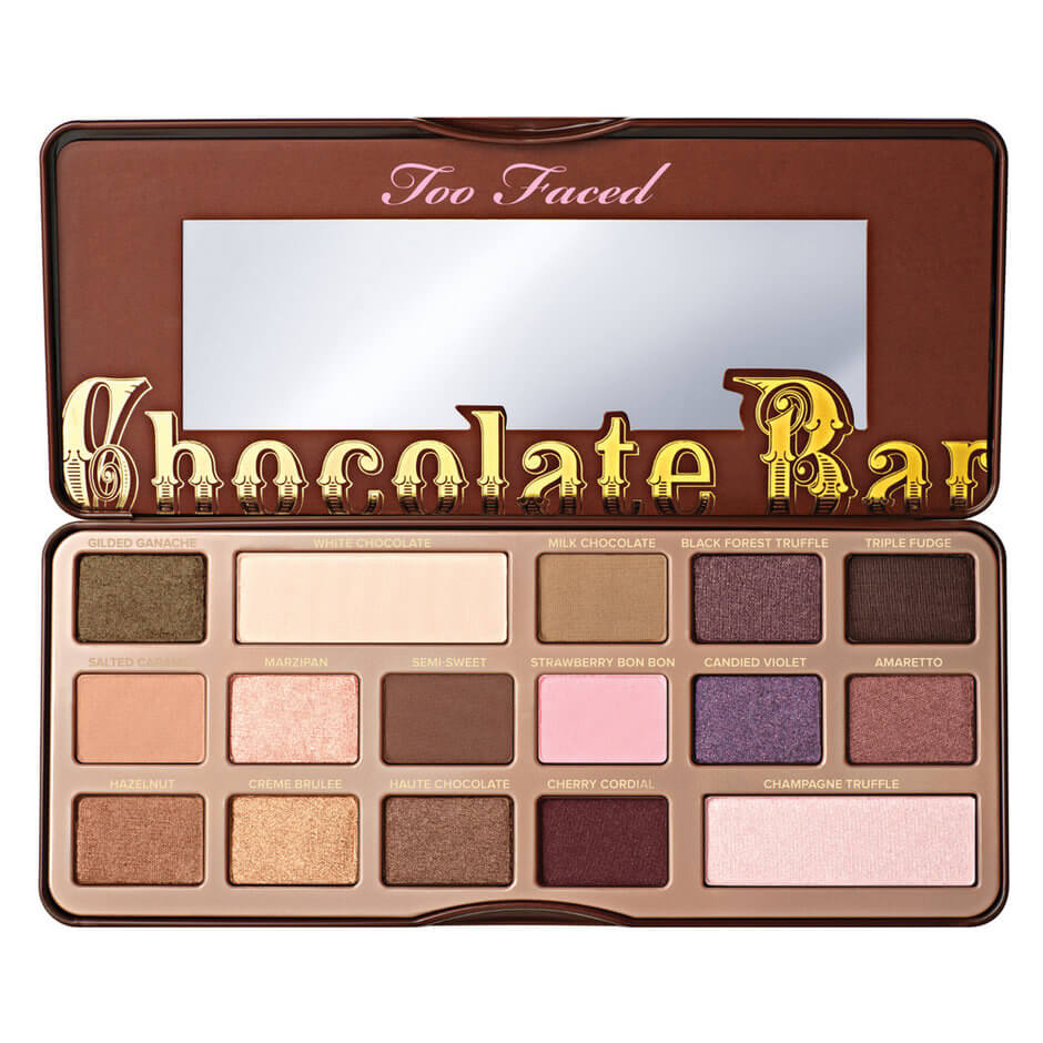 too faced chocolate